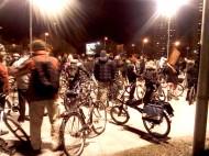 Критична маса #10 Скопје, 27.02.2013